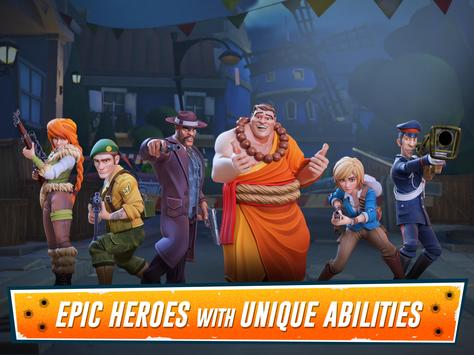 Heroes of Warland captura de pantalla 13