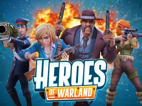 Heroes of Warland captura de pantalla 17