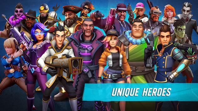 Heroes screenshot 6