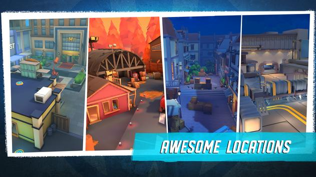 Heroes screenshot 5