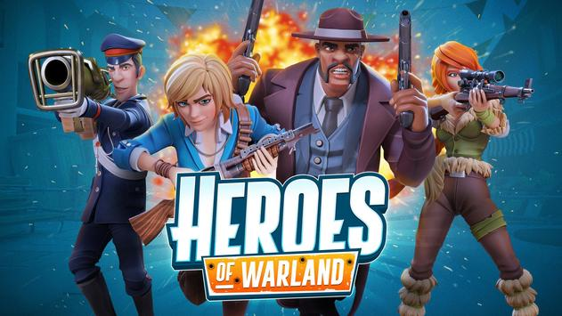 《陆战英雄》(Heroes of Warland) - PvP 射击竞技场 截图 5
