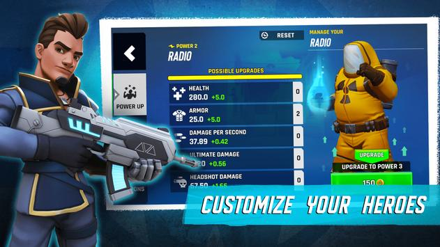 Heroes screenshot 4