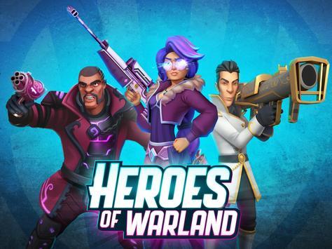 Heroes of Warland - Online 3v3 PvP Action screenshot 9