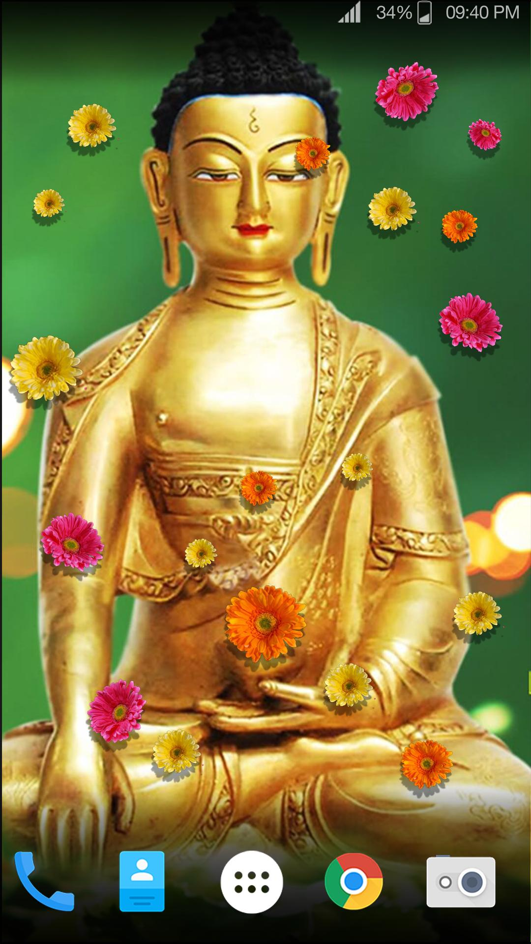 Hd Lord Buddha Live Wallpaper For Android Apk Download