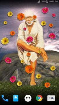 HD Lord SaiBaba Live Wallpaper screenshot 7