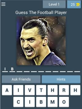 Guess The Football Player screenshot 6