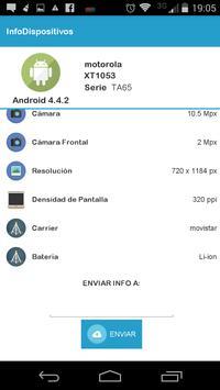 info dispositivos screenshot 2