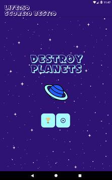Destroy the Planets screenshot 4