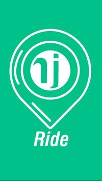NJRide Driver imagem de tela 10