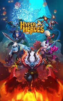 Hyper Heroes captura de pantalla 11
