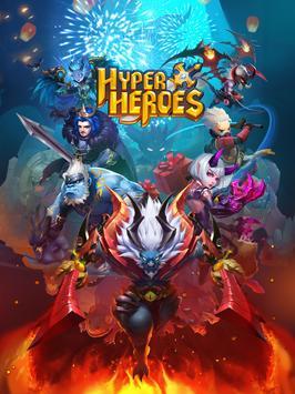 Hyper Heroes captura de pantalla 5