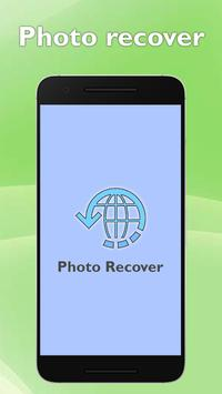 Deleted Photo Recovery: Photo Restoration poster