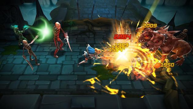 BLADE WARRIOR: 3D ACTION RPG تصوير الشاشة 10