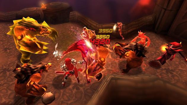 BLADE WARRIOR: 3D ACTION RPG تصوير الشاشة 13