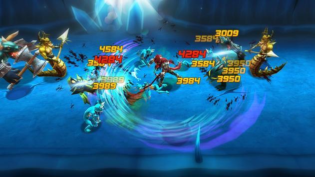 BLADE WARRIOR: 3D ACTION RPG تصوير الشاشة 7