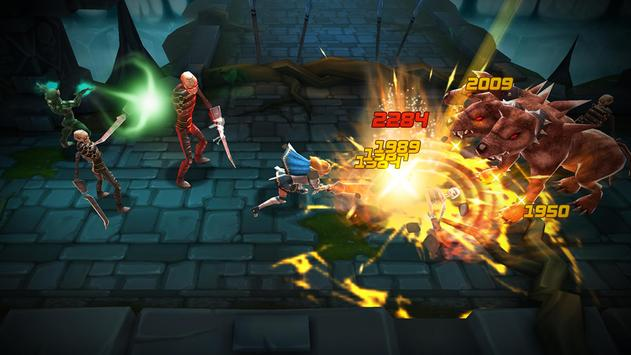 BLADE WARRIOR: 3D ACTION RPG تصوير الشاشة 2