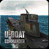 WWII UBoat Submarine Commander icon
