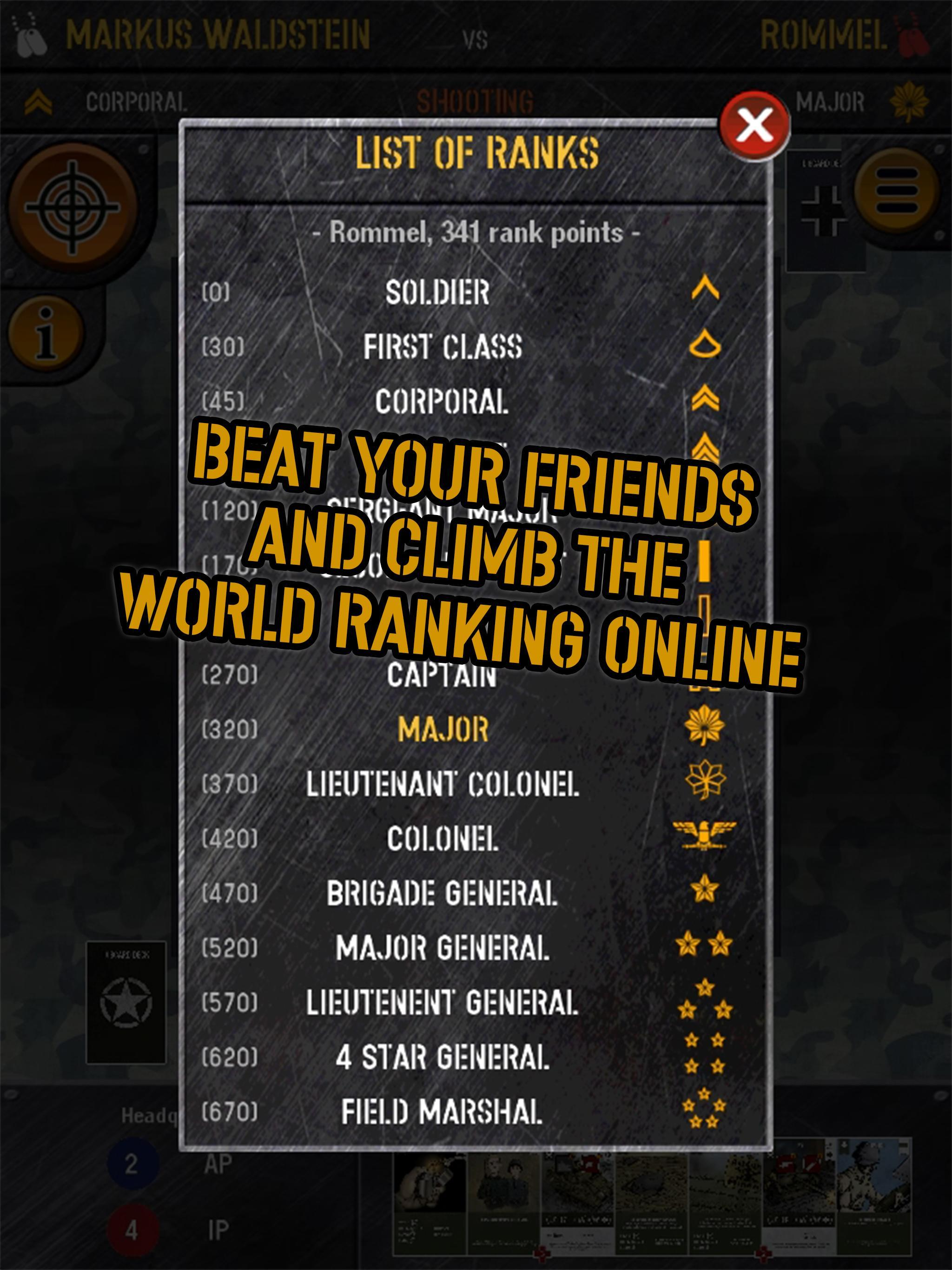 WWII Tactics Card Game for Android - APK Download