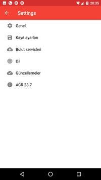 Görüşme Kayıt - ACR Ekran Görüntüsü 3
