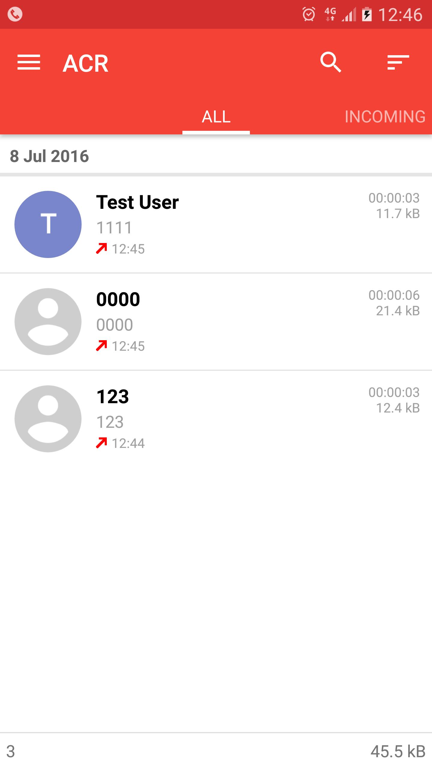 Call Recorder - ACR for Android - APK Download