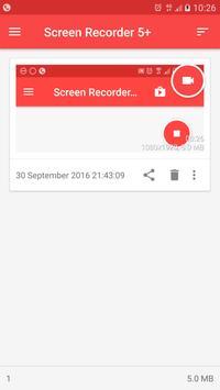 Screen Recorder - Record your screen تصوير الشاشة 2