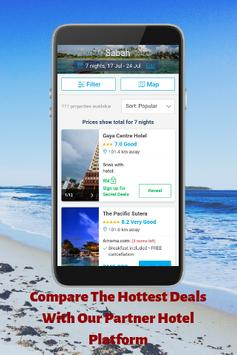 Hot Travel Deals screenshot 1