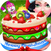 Christmas Sweet Cake Maker icon