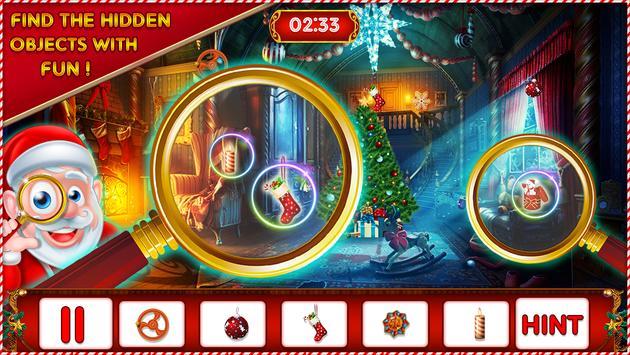 Christmas Hidden Object Game poster