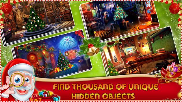 Christmas Hidden Object Game screenshot 1