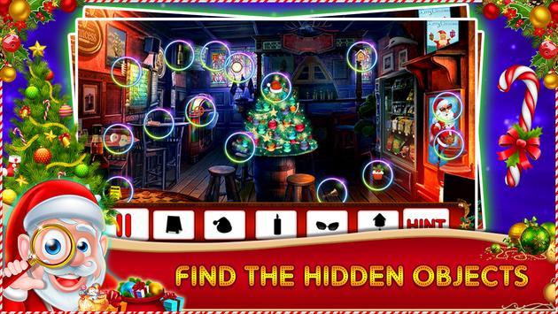 Christmas Hidden Object Game screenshot 2