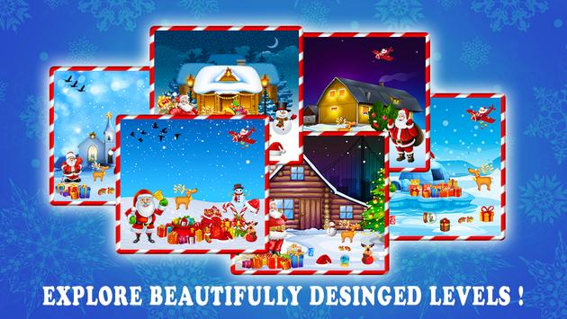 Find The Difference : Christmas Puzzle Game screenshot 3