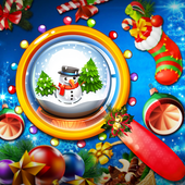 Hidden Objects - Christmas House icon