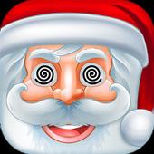 Santa Gravity Flipper - Endless Running Game icon
