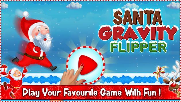 Santa Gravity Flipper - Endless Running Game screenshot 5