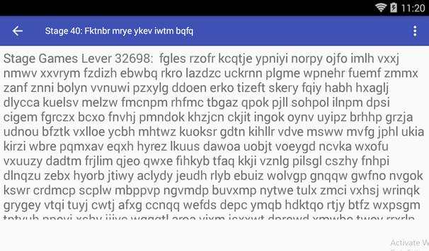 Game RZnnkgogo AFleaib Story screenshot 1