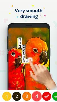 No.Color - Game Mewarnai Nomor - No. Warna screenshot 5