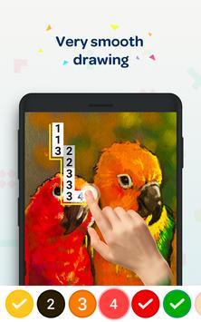 No.Color - Game Mewarnai Nomor - No. Warna screenshot 13