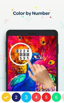 No.Color - Game Mewarnai Nomor - No. Warna screenshot 15