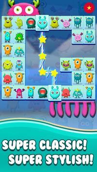 Onet Connect Monster - Play for fun ảnh chụp màn hình 3