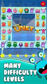Onet Connect Monster - Play for fun ảnh chụp màn hình 18