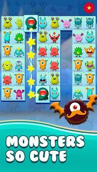 Onet Connect Monster - Play for fun ảnh chụp màn hình 5