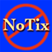 No Tix icon