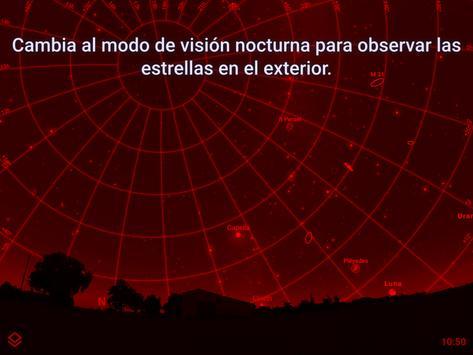 Stellarium captura de pantalla 14