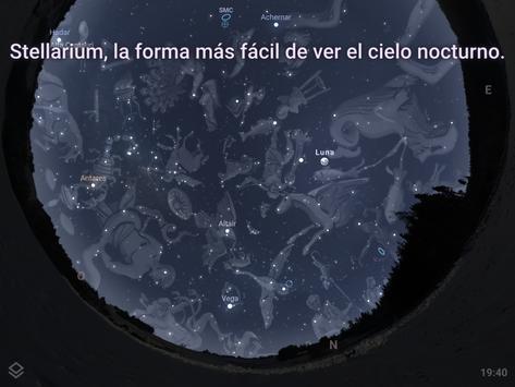 Stellarium captura de pantalla 15