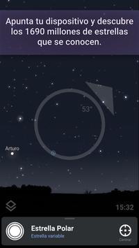Stellarium captura de pantalla 1