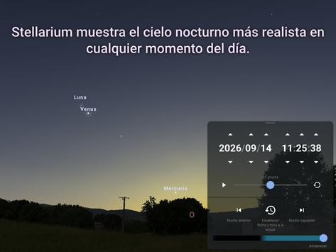 Stellarium captura de pantalla 8