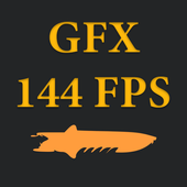 GFX Tool - Booster, Cleaner for Free Fire 144 FPS icon