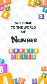 Number Clash स्क्रीनशॉट 1