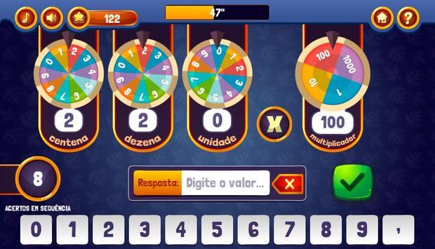Roletas da Multiplicação screenshot 3