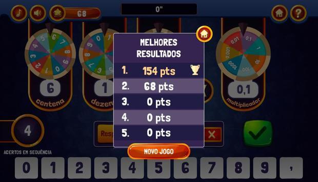 Roletas da Multiplicação screenshot 5